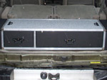 Fabrication caisson tiroirs sur Y61