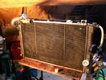 Comment réparer un radiateur entartré et fuyard