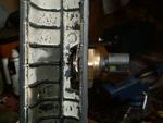 Installation d'un thermocontact sur un radiateur