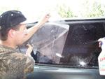 Comment filmer les vitres