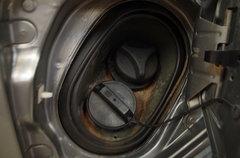 remplissage des 2 réservoirs gazoil 95 lites ( origine) + 80 lites auxiliaire sous chassis